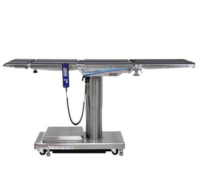 Profile side of Skytron's 1602 Essentia Surgical Table