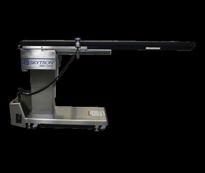 Skytron 3008 Imaging Table profile view